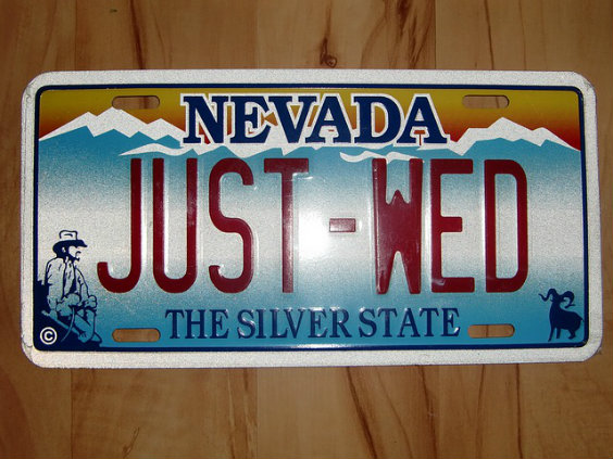 just married nevada 564