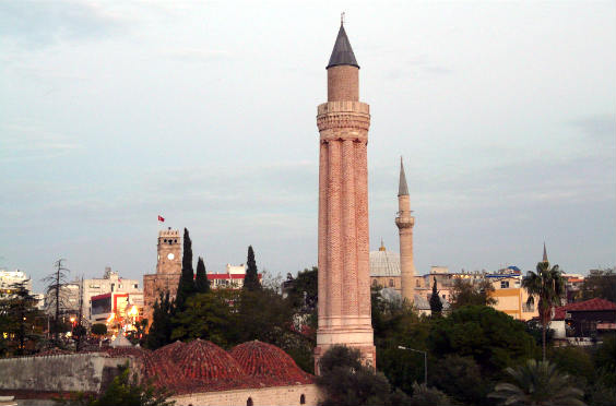 mosque of yivli 564